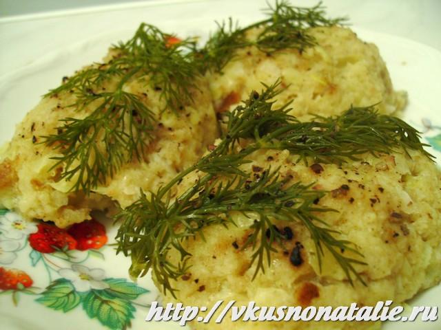 рецепт рыбных котлет из готового фарша с фото