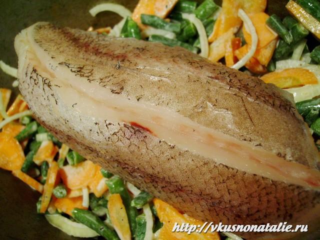 как приготовить рыбу лемонему