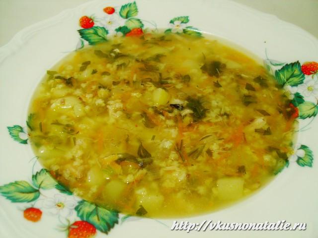 Рыбный суп из консервов - низкокалорийный обед на скорую руку
