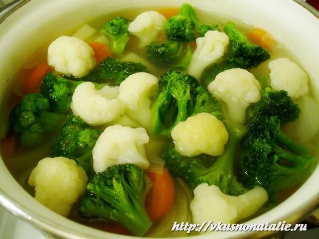 суп из индейки для детей