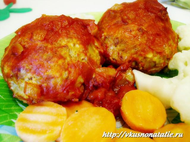 гречаники с курицей