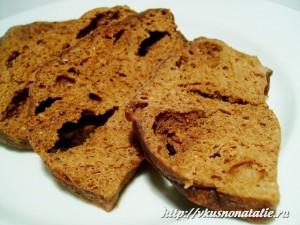 Хлебцы сладкие к чаю или на завтрак – готовим в микроволновке за 5 минут