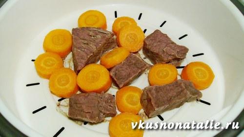 как приготовить мясное пюре ребенку
