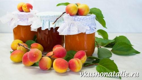 как варить абрикосовое варенье