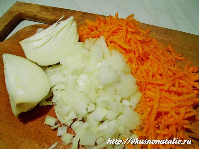 рецепт рассольника с перловкой - лучок и морковочка