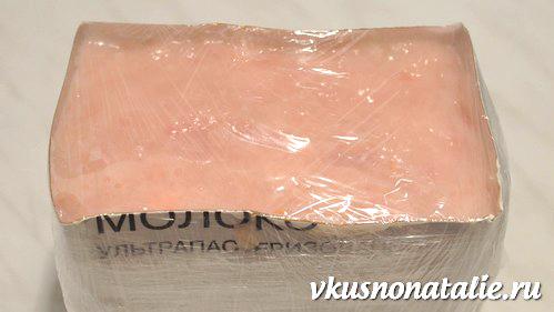 рецепт домашней куриной колбасы в тетрапаке
