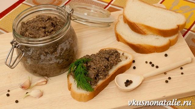 Как сделать грибную икру из лесных грибов — pic 5