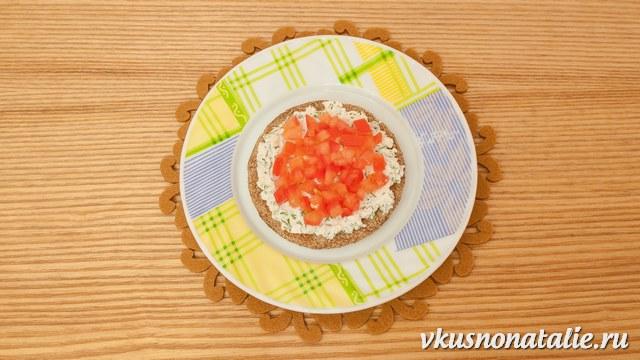 вкусные бутерброды на завтрак