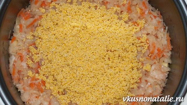 как варить капустняк