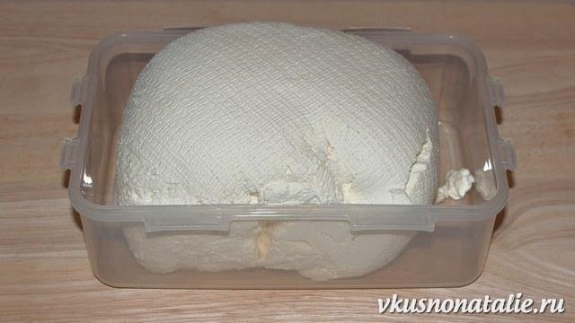 сливочный крем сыр в домашних условиях