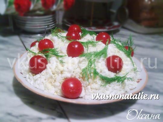 рецепт салата на зиму обжорка