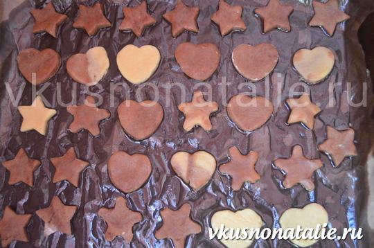 печенье домашнее на маргарине