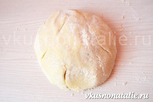 песочное печенье рецепт на маргарине