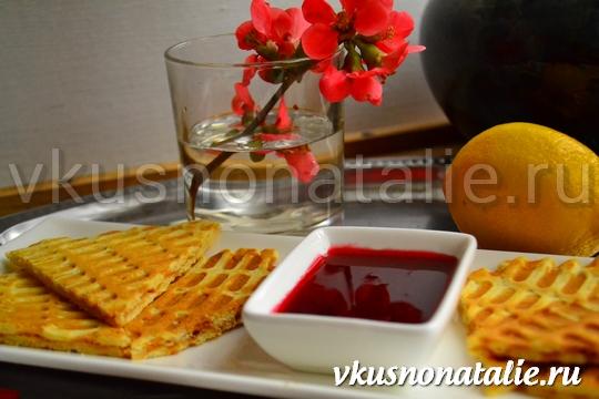 венские вафли рецепт для электровафельницы