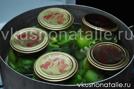 маринуем зеленые помидоры рецепты с фото
