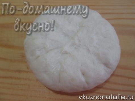быстрое тесто для жареных пирожков