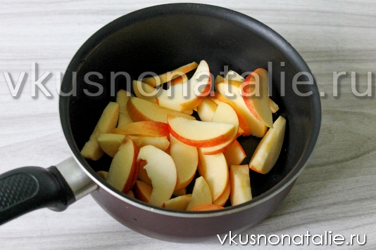 компот из облепихи и яблок