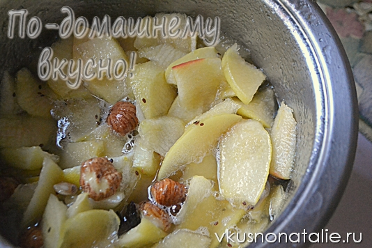 айвовое варенье рецепт