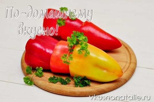 болгарский перец с зеленью на зиму рецепты приготовления