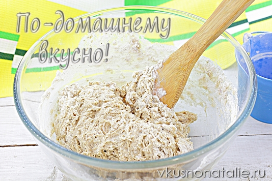 крендель сахарный рецепт с фото