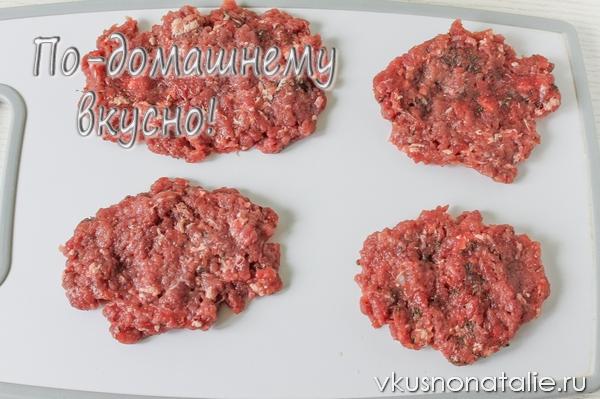 зразы из мяса с начинкой