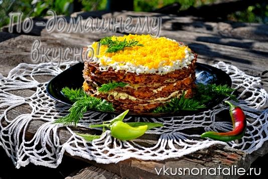 Малика торт рецепт с фото пошагово