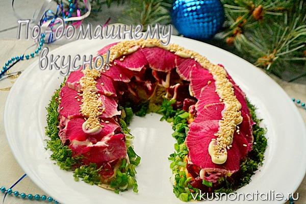 Легкие летние салаты рецепты с фото простые