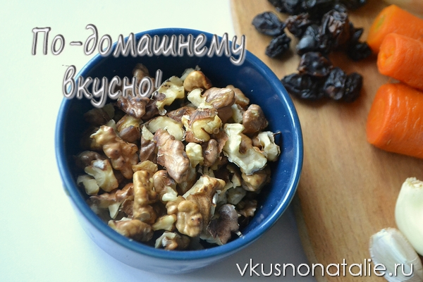рецепт и фото салата малахитовый браслет