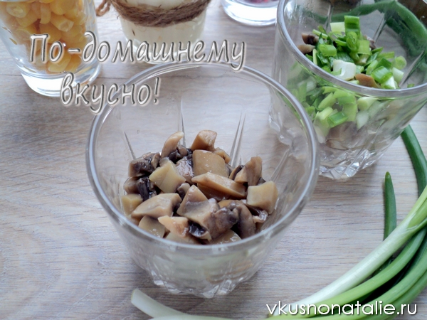 салат с говядиной рецепт