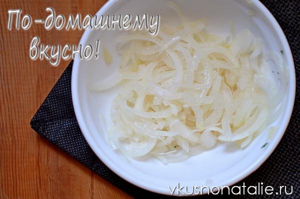 салат чафан с картофелем