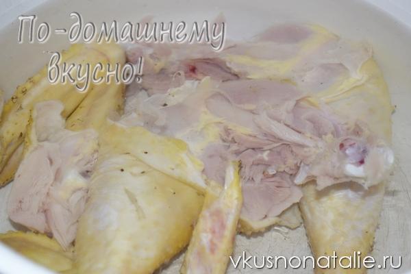 как приготовить куриный суп с лапшой по домашнему