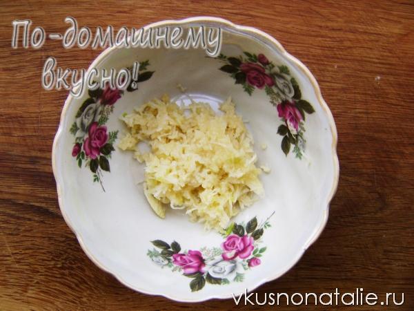 сало с чесноком рецепт