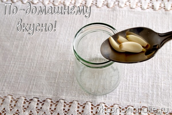 маринованная черемша рецепт