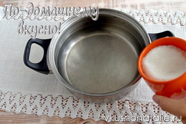 маринованная черемша пошаговый рецепт