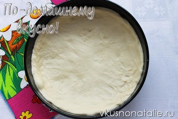 пирог с повидлом пошаговый рецепт с фото