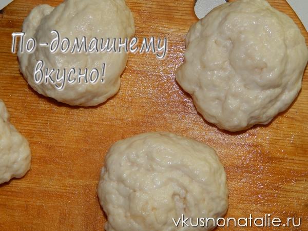 пошаговый рецепт пирожков с картошкой