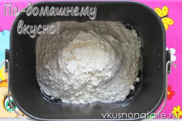 пирог постный с повидлом рецепт