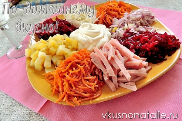 salat_kozel_v_ogorode_so_svekloi_i_balikom