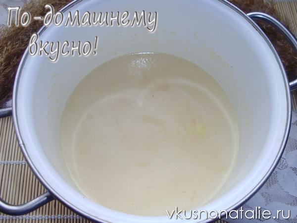 торт рыжик пошаговый рецепт с фото