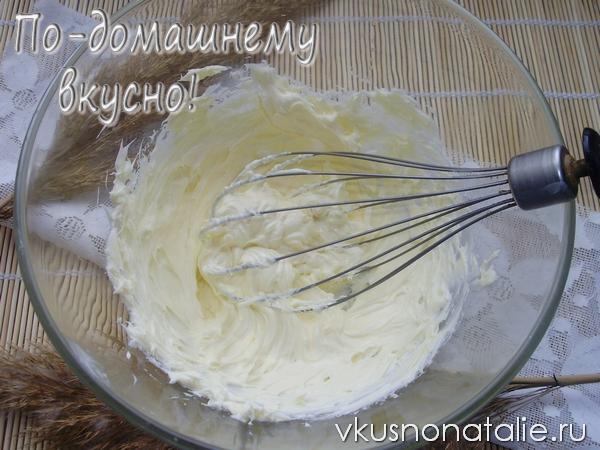 пошаговый рецепт торта рыжик
