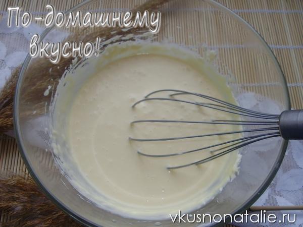 торт рыжик рецепт