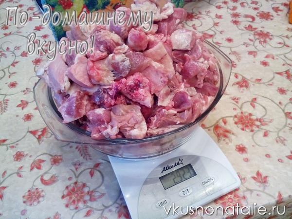 Как вкусно приготовить мясо свинину кусочками