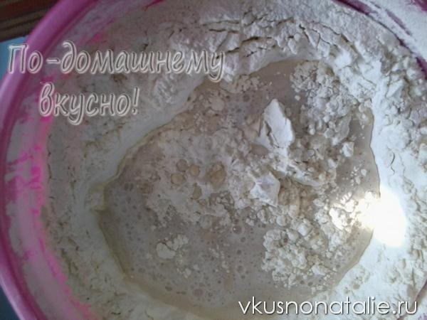 белый хлеб в домашних условиях рецепт