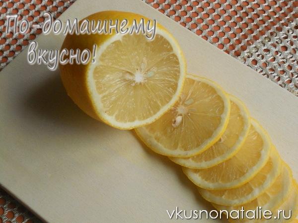 лимоны в сахаре на зиму рецепт