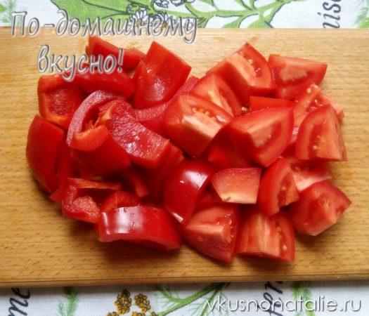 салат десятка из баклажанов и помидоров на зиму
