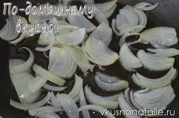 синенькие под грибы рецепт приготовления