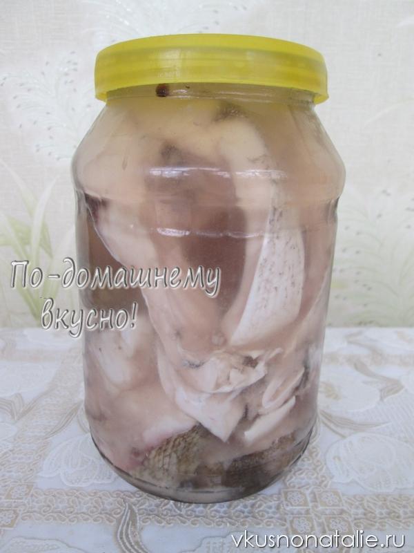 Как засолить толстолобика в домашних условиях рецепт 680