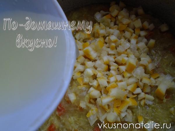 варенье из кабачков с лимоном рецепт на зиму