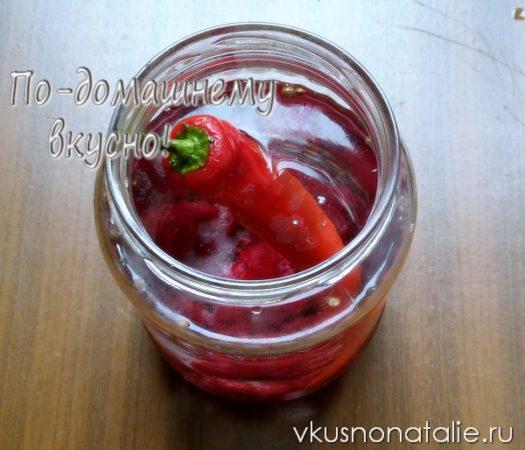 вишневая настойка на спирту рецепт с пошаговыми фото
