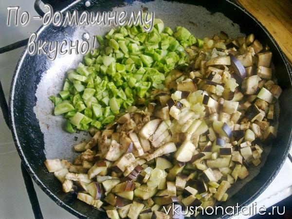 икра из зеленых помидоров на зиму рецепт пошаговый